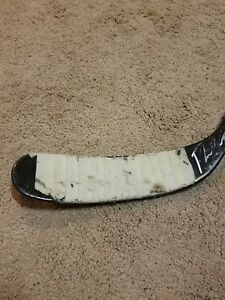 PHIL KESSEL 09'10 Signed Toronto Maple Leafs vs BUFF Game Used Hockey Stick COA