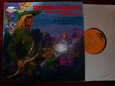 Robin Hoods abenteuerliche Geschichten  2. Folge    prima Maritim  LP