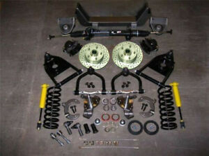 1935 - 1940 Ford Car Truck Mustang II Complete Front End Suspension IFS POWER