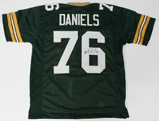 Mike Daniels Signed Packers Jersey (JSA COA) Green Bay Defensive End