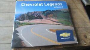 Collector cd, Chevrolet légends-ZZ top,Elton John...16 succès-Neuf sous cello