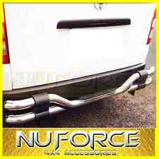 Toyota Hiace LWB ( 2005-2017) Rear Step Protector Protection  Nudge Bar