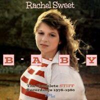 Rachel Sweet - B-A-B-Y The Complete Stiff Recording 1978-1980 [CD]
