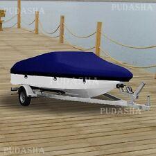 20 21 22 ft Trailerable Fishing Ski Bass Boat Cover Waterproof 100'' Beam PBT3N
