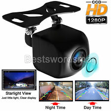 Car Rear Forward Front Side Darkness View Parking Reverse Backup HD Bus Camera