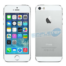 APPLE IPHONE 5S 16GB BIANCO GRADO B + ACCESSORI + GARANZIA 4 MESI