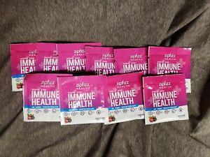 Zipfizz Immune Health Berry Flavor 10 Packets Exp 09/2022 NEW! Read