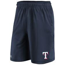 Under Armour Texas Rangers Baseball Navy Raid Men's HeatGear Performance Shorts