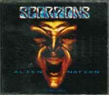 "SCORPIONS ""Alien Nation"" Maxi-CD"