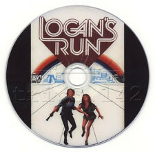 Logan's Run (1976) Action, Sci-Fi Film / Movie on DVD