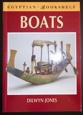 Boats: Egyptian Bookshelf by Dilwyn Jones Egypt Archaeology