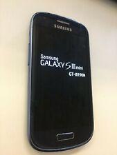 Samsung Galaxy S III mini GT-I8190 - 8GB -Blue (Unlocked) Smartphone