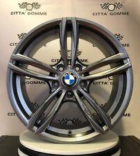 """SET 4 Cerchi in Lega BMW SERIE 1 2 3 4 5 6 7 X1 X3 X4 Z3 Z4 da 18"""" Nuovi Offerta"""