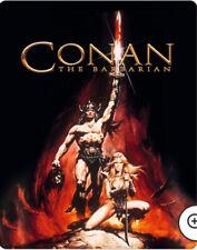 *CONAN THE BARBARIAN* BLURAY GLOSS STEELBOOK UK ZAVVI EDITION NEW+SEALED