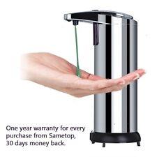 Distributeur automatique de savon ou Gel 250Ml, capteur intelligent