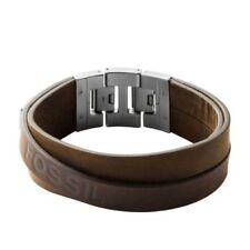 Fossil Armbänder für Herren aus Leder