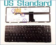 For HP Pavilion dv5-2000 dv5-2100 dv5-2200 Keyboard Spanish Teclado with frame