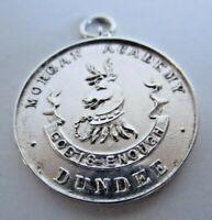 Silver School Dux Medal, Morgan Academy Dundee 1969.