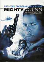 THE MIGHTY QUINN (WHITE COVER) (BILINGUAL) (DVD)