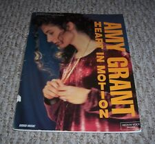 1991 Amy Grant Songbook Heart in Motion Ask Me Baby Galileo Hats Hope Set High