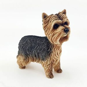 Yorkshire Terrier / Yorkie Dog Ornament Figurine By LEONARDO