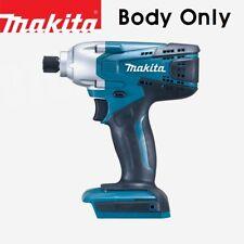 Makita TD126Z Impact Driver 14.4V BareTool 135Nm 3000Rpm LED Light 173mm 2400Ipm