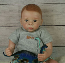 Ooak Reborn Boy Art Toddler Doll Baby Liam by Butterfly Dolls