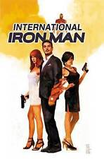 International Iron Man, Volume 1 by Bendis, Brian Michael -Hcover