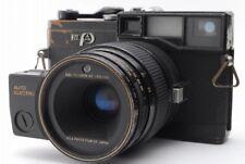 【For Parts】 Fuji Fujica G690 Rangefinder Fujinon AE 100mm f/3.5 From JAPAN Y3236