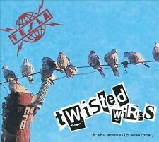 Twisted Wires & the Acoustic Sessions [Digipak] by Tesla (CD, Jul-2011, Tesla Recordings)