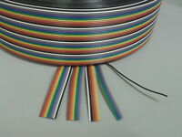 Ribbon Cable - 1A - 3D Printer Stepper Motors & End Stop Switch Wire - 28AWG
