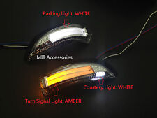 MIT Corolla SCION iM 2016-on LED door mirror turn signal light parking puddle