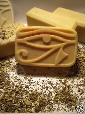 HANDMADE PATCHOULI GOAT'S  MILK SOAP 1 BAR 5oz