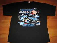 """Chase Authentics MARK MARTIN No. 6 """"THE RACING FORCE"""" (XL) T-Shirt"""