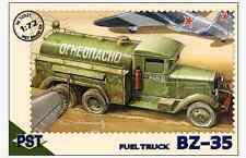 1/72 Fuel Truck BZ-35 MODEL KIT PST 72021