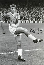 More details for roger hunt signed 12x8 photo liverpool & 1966 world cup proof coa