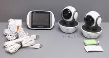 Motorola Mbp853Connect-2 Video Baby Monitor w/ Wi-Fi Internet Viewing