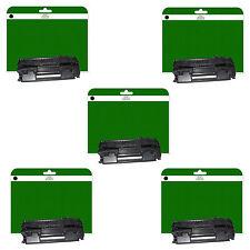 5 Cartridges for HP Laserjet P2050 P2055 P2055D P2055DN P2055X non-OEM 505X