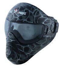 New Save Phace Simply Sick SUM2 SUM 2 Sports Utility Goggles Mask - Black Mamba