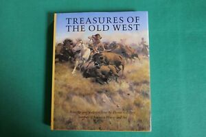 libro TREASURES OF THE OLD WEST anno 1994