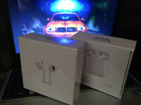 Genuine Apple AirPods 2nd Generation with Charging Case white with warranty