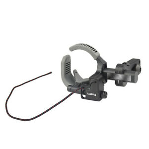 Black Ultra-Rest Drop Away Arrow Rest for Right / Left Hand Compound Bow