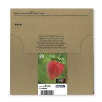 Genuine Epson 29 Strawberry Multipack Ink jet Print Cartridge T2986 C13T29864510