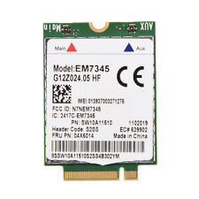 EM7345 04X6014 4G LTE WWAN Karte Modul für Thinkpad X250 X1C W550 T450 X240 T440