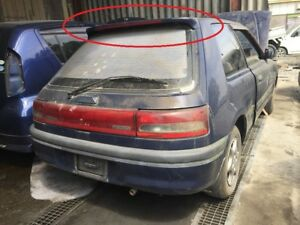 JDM Mazda Familia Protegé 323 BG Hatchback rear spoiler OEM