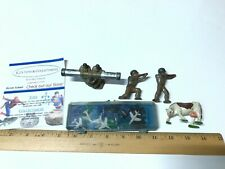 Vintage Lead Toy Soldiers Lionel Trains Toys Lot of Soldiers & Planes