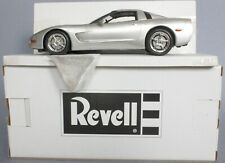 Revell US Import 1/25 Scale 2004 Silver Boxed Chevrolet Corvette Coupe
