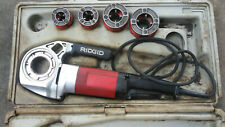 Ridgid 600 Industrial Pipe Threader-Case Included