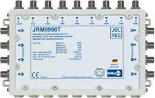 Jultec JRM0908T Multischalter 9/8 - kaskadierbar, kein Netzteil 4K UHD HD FullHD