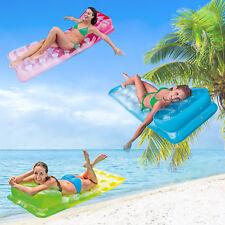INTEX Lounge Luftmatratze Wasserliege Wasser Strand Matratze 188x71cm für Pool